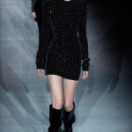 saint laurent paris fashion week, febrero 2017