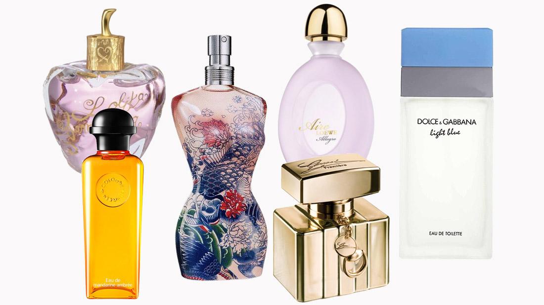 perfumes verano 2017