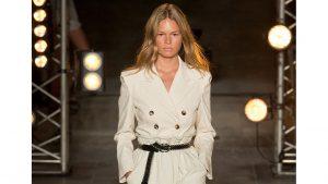 Isabel Marant ss18 paris fashion week street style