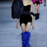 Saint Laurent ss 2018 streetstyle paris fashion week