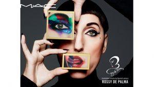 Rossy de palma y mac crean una linea de maquillaje